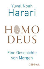 Homo Deus, Yuval Noah Harari