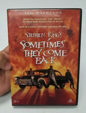 Sometimes They Come Back DVD 1991 (Steven King) Horror