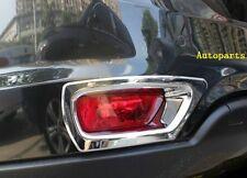 Dodge Journey Fiat Freemont 2012 2013 2014 Chrome Rear Fog Light Lamp cover trim