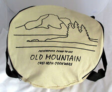 Old Mountain Cast Iron Dutch Oven Carry Bag