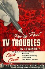 Coyne * Pinpoint TV Troubles in 10 Minutes * Television * CDROM * PDF