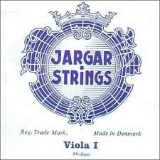 "Jargar up to 16.5"" Viola G String: Medium-Chrome/Steel"