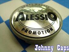 Alessio Wheels Silver Center Caps #3  Custom Wheel Silver Center Cap (1)
