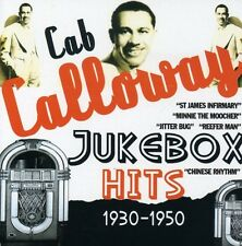 Cab Calloway - Jukebox Hits: 1930-1950 [New CD]