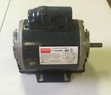 Dayton Capacitor Start Motor 6K438K 1/4HP 1PH 1725 / 1425 RPM Frame 48