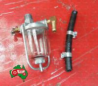 Tractor Fuel Tap Massey Ferguson FE35 - 35 - 4 Cylinder Diesel 23C
