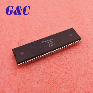 1PCS/5PCS MC68000P12F MC68000P12 DIP-64 16/32BIT Integrated Multiprotocol