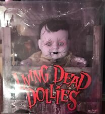 MEZCO Living Dead dolls HUSH series HTF 2004 full size doll collector must have
