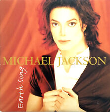 Michael Jackson CD Single Earth Song - Europe (EX/EX)