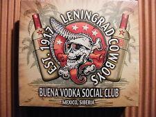 CD Leningrad Cowboys / Buena Vodka Social Club – Album 2011 - OVP
