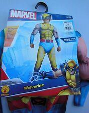 Marvel Avengers Wolverine Halloween Costume - Child Size Large (8-10 years) NEW!