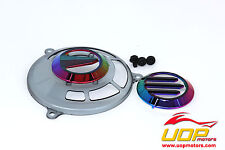 【UOP】ZUMA 125 BWS BW'S 125 BWSX BWSR CYGNUS GTR RAY CHROME FAN COVER DECORATION