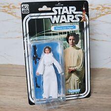 "Star Wars Black Series 6"" Figure PRINCESS LEIA ORGANA (40th Anniversary) OPENED"
