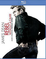 Rebel Without a Cause (Blu-ray Disc, 2014)(NEW) James Dean, Natalie Wood