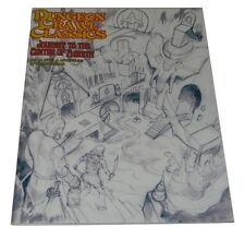 Dungeon Crawl Classics #91Journey to the Center of Aereth Sketch Cover - New