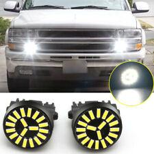 For Chevrolet 3157 LED Bulbs White 4014 SMD Driving Daytime Running Light DRL