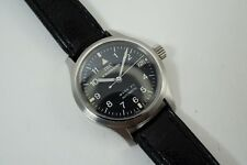 IWC MARK XII ref.4421 PILOT WATCH 28 MM BOX CARD STAINLESS STEEL DATES 1990'S