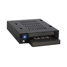 Icy Dock FlexiDOCK MB522SP-B, Wechselrahmen, schwarz