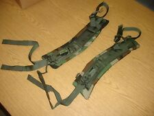 NEW CAMO ALICE BACK PACK SHOULDER STRAPS LC-2 USGI GENUINE ISSUE RUCK QUICK DROP
