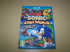 Sonic Lost World: Deadly Six Edition (Nintendo Wii U)**New & Sealed**