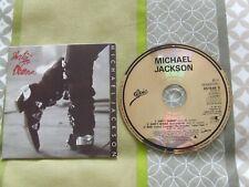 MICHAEL JACKSON CD SINGLE DIRTY DIANA ORIGINAL CARD SLEEVE