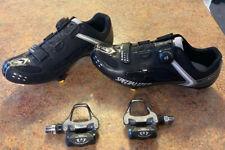 SPECIALIZED BODY GEOMETRY ROAD BIKE CYCLING SHOES Men EU 43 US 9.5  Silver Black