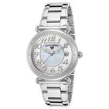 Swiss Legend Women's Bel Air Silver Stainless Steel Quartz Watch 16330SM-22