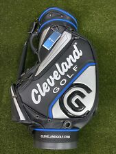 Cleveland Golf 17 Tour Staff Golf Bag Black Silver Blue BRAND NEW!!