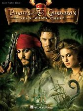 Pirates of the Caribbean Dead Man's Chest Sheet Music Easy Piano Solo 000316110