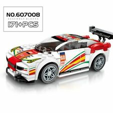 City Speed Champions Super Racers Technic Car building Blocks Toys For Legos