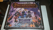 Pathfinder Adventure Card Game Wrath of the Righteous Base Set NEW SEALED