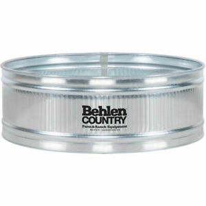 NEW! Behlen Country Steel Stock Tank Round Approximately 340 Gallon!!