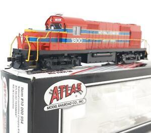 ATLAS 10 000 954 HO  - NATIONAL LOCOMOTIVE COMPANY, ALCO RS-36 DIESEL LOCO #1800