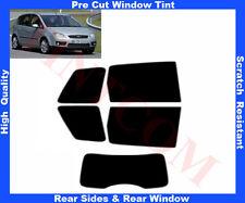 Passgenaue Auto-Tönungsfolie Ford Focus C-Max 5T 03-06Heck/Seitenscheiben 5%-50%