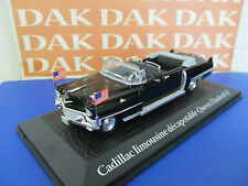 Die cast 1/43 Presidential Cadillac Limousine Dwight Eisenhower 1959 by Norev