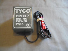 Tyco Electric Racing Power Pack Model 610C 20.8 VDC 4.9 VA Slot Car Transformer