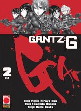 manga GANTZ G N. 2 panini planet