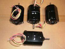Watchmakers Lathe Universal motors AC-DC Reversible 1/8hp 115 volts