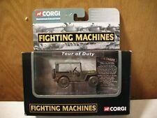 Corgi Fighting Machines 20012 Tour of Duty U.S.M.C. Willys 4X4 Utility, Vietnam