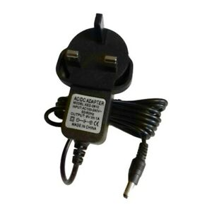 5.5x2.1mm  6V 1A POWER SUPPLY ADAPTER TRANSFORMER FOR LED DECKING POINTS