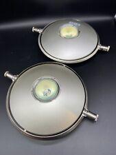 2x Ikea Norrsken Stratosfär UFO Strahler Lampen Halogen Seilsystem