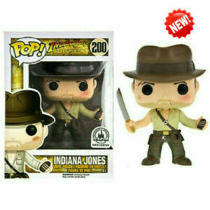 Gift Table Decoration Indiana Jones Action Figures Collection Toy
