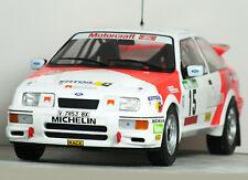 """1:18 """"FORD SIERRA Rs Cosworth Gr.A 'MARLBORO' Carlos Sainz 1987 RALLY PORTUGAL"""