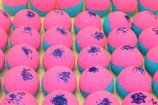 Cotton candy bath bombs kid friendly pack of 14 beautiful presents dry skin