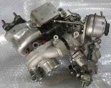 HONEYWELL sh01 - 13700 Twin Turbo Caricatore 2.2 Diesel Mazda 6 Skyactive GJ 13-16