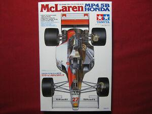 Ayrton Senna McLaren Honda MP4/5B Original MARLBORO Decals 1/20 Formula 1 F1
