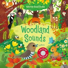 Woodland Sounds (Usborne Sound Books) By Sam Taplin