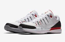 Nike Zoom Vapor RF x AJ3 Roger Federer Air Jordan 3 Fire Red SZ 8 709998-106