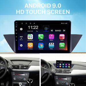 For 2009-2013 BMW X1 E84 Radio Head Unit 10.1'' Android 9.0 GPS Navi w/ Camera