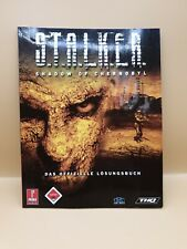 S.T.A.L.K.E.R. - Stalker- Shadow Of Chernobyl - Offizielles Lösungsbuch